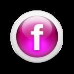 pink facebook logo